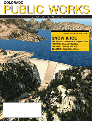 Issue 30, Summer 2020 Colorado Public Works Journal Magazine