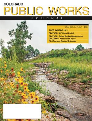 Issue 33, Winter 2021 Colorado Public Works Journal Magazine
