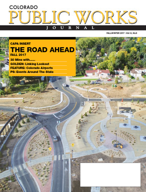 Issue 14, Fall/Winter 2017 Colorado Public Works Journal Magazine